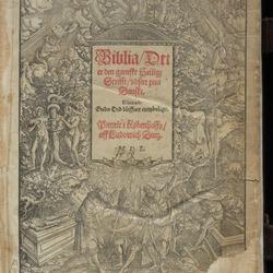 Bibelen fra 1550